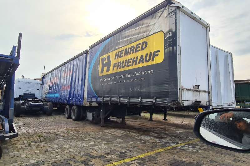 SA Truck Bodies Tautliner SUPERLINK TAUTLINER VOLUMAX Trailers
