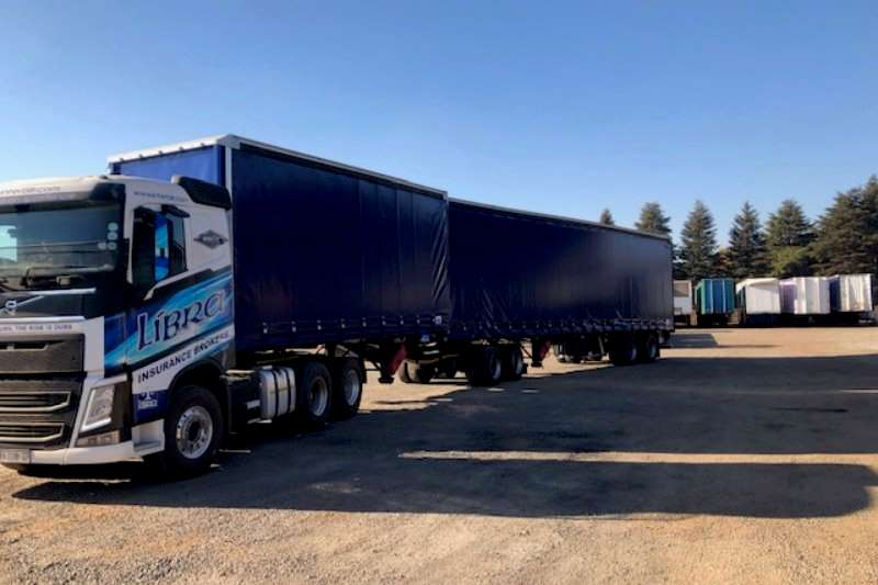 SA Truck Bodies Trailers Tautliner Superlink Volume Max Tautliner Trailer 2018
