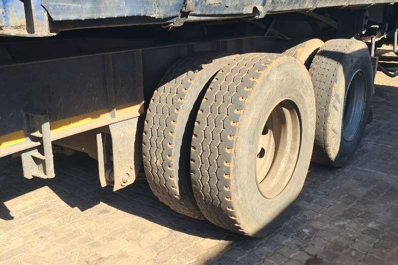 SA Truck Bodies Tautliner TAUTLINER Trailers