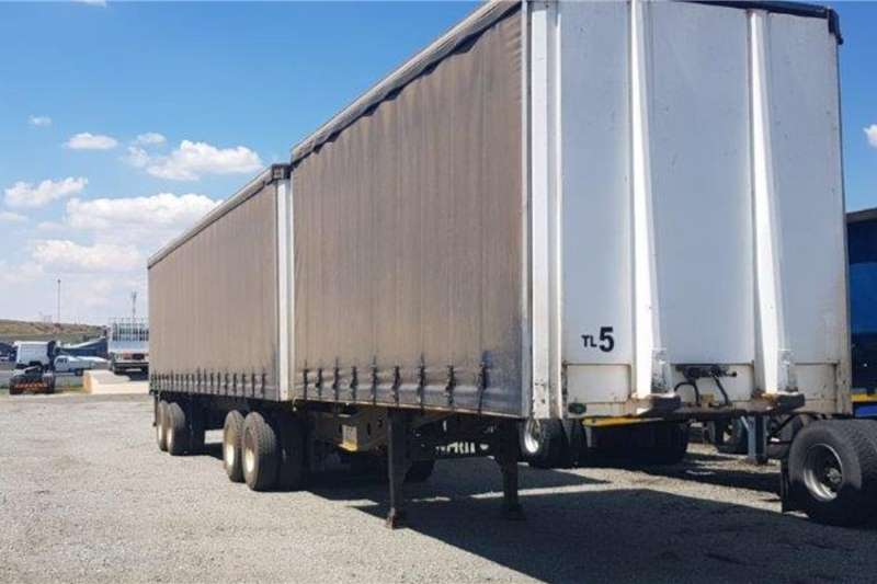 SA Truck Bodies Trailers Tautliner Tautliner Link 2004