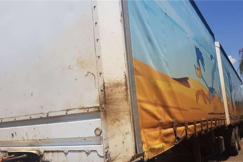 SA Truck Bodies Trailers Tautliner Tautliner Link 2006