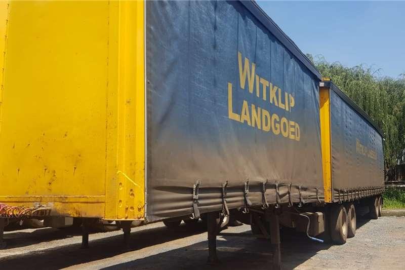SA Truck Bodies Trailers Tautliner Tautliner Link 2012