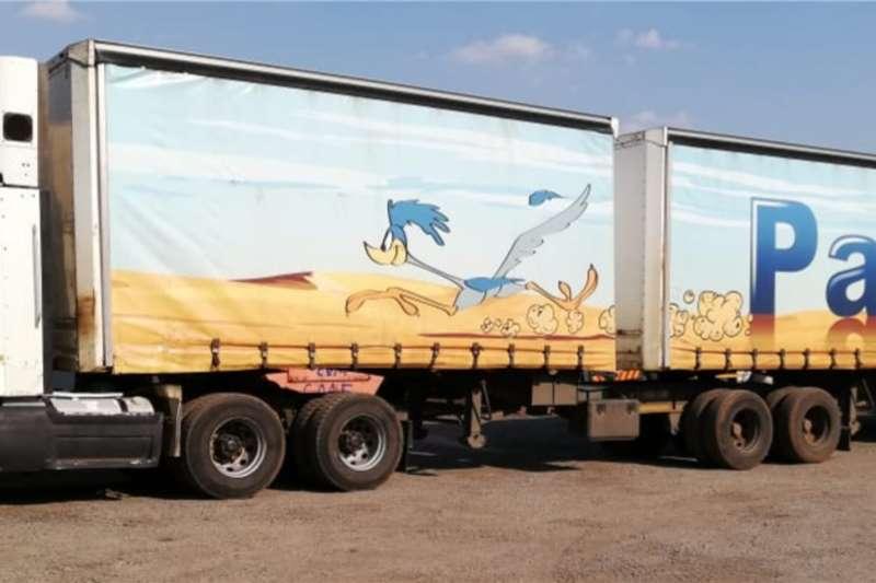 SA Truck Bodies Trailers Tautliner Tautliner Link 2013