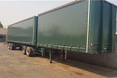 SA Truck Bodies Tautliner Tautliner Link Trailers
