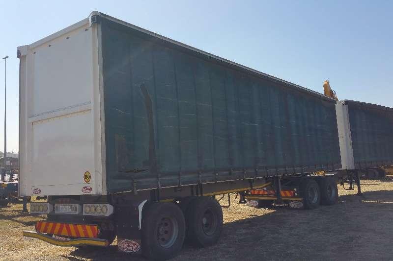 SA Truck Bodies Trailers Tautliner Tautliner Superlink 2005
