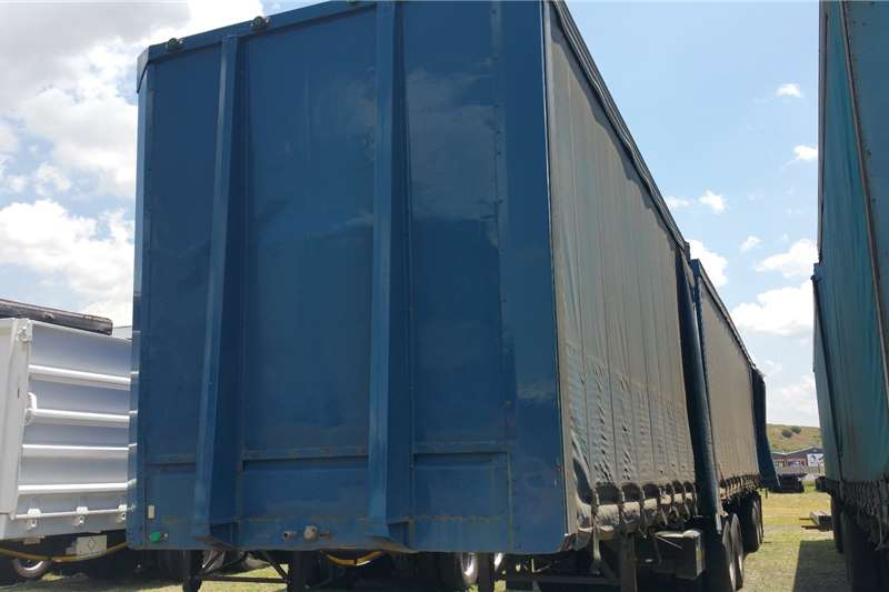 SA Truck Bodies Trailers Tautliner Tautliner Superlink 2009
