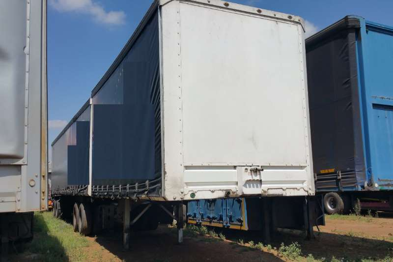SA Truck Bodies Trailers Tautliner Tautliner Superlink 2015