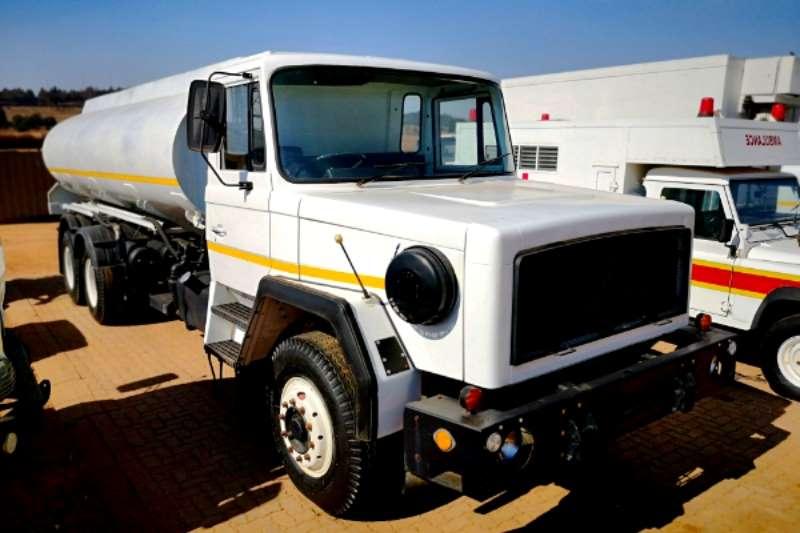 Samag Truck Diesel tanker Samag 120 14000L Diesel Bowser