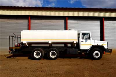Samag Samag 120 14000L Water Tanker Water bowser trucks