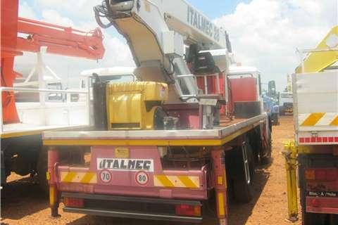 Samil Samil 50 Italmec Crane Crane trucks