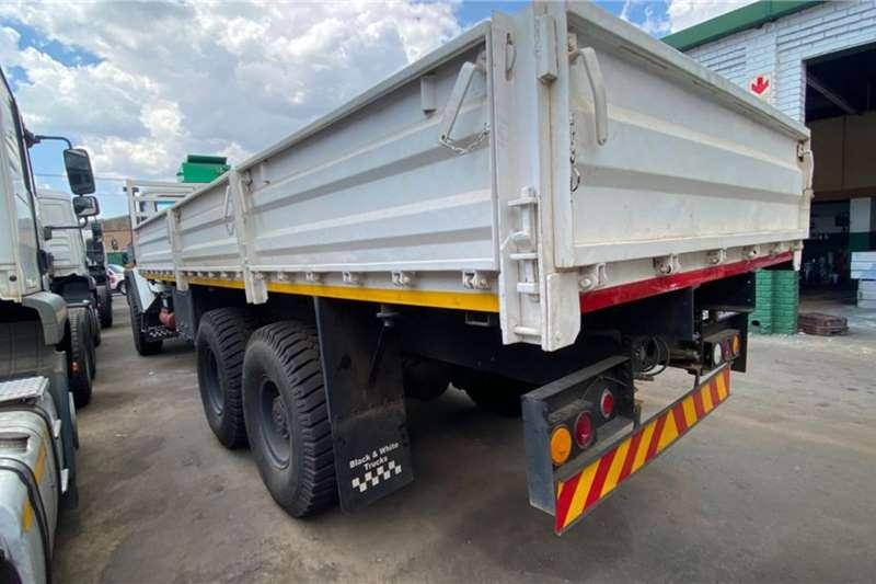 Samil Drop Side Truck 6x6 Dropside trucks