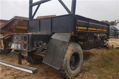 Samil Dropside Samil 50 Breaking for parts Truck