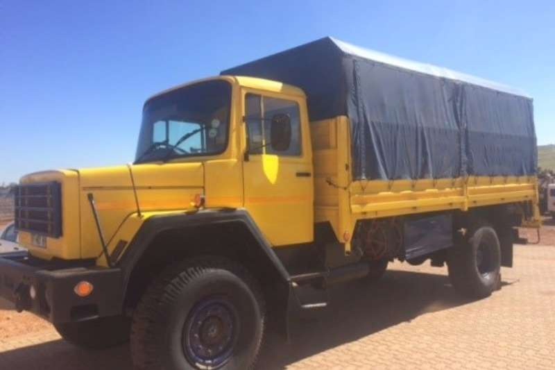 Samil Truck Dropside Samil 50 Fire Fighter 1995