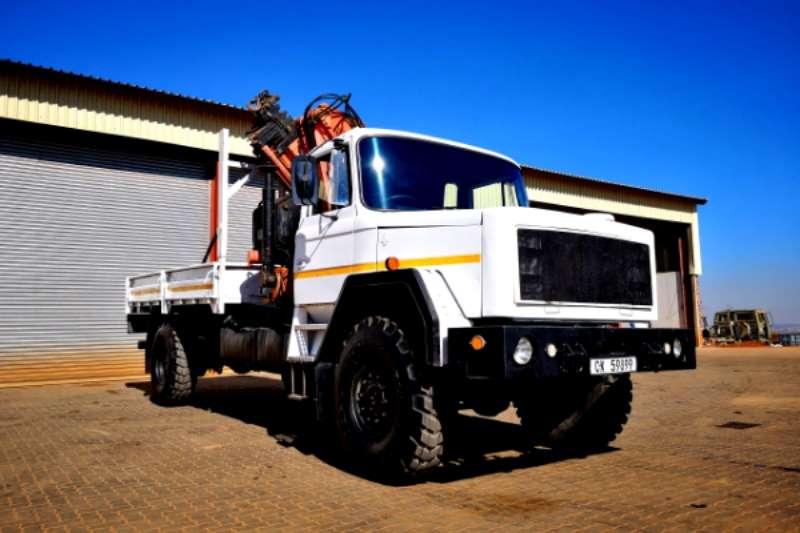 Samil Truck Dropside Samil 50 Mk2 Dropside