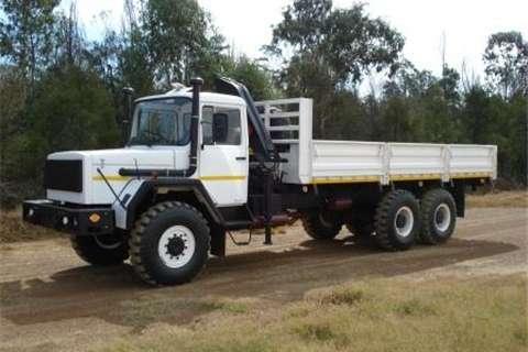 Samil Truck Samil 100 Crane Truck 1995
