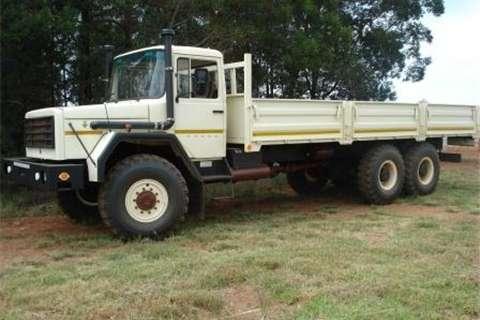 Samil Truck Samil 100 Dropside 1995