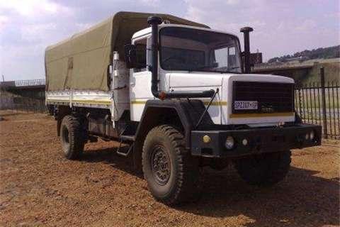 Samil Truck Samil 50 Chassis Cab 1995