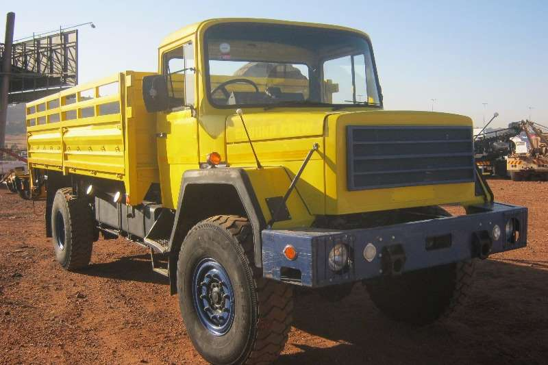 Samil Truck Samil 50 MKI 4x4