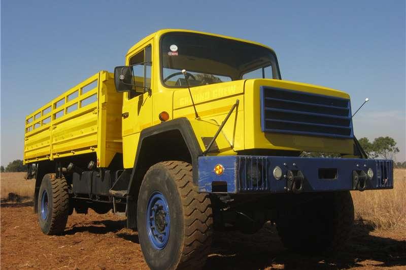 Samil Truck Samil 50 MKI