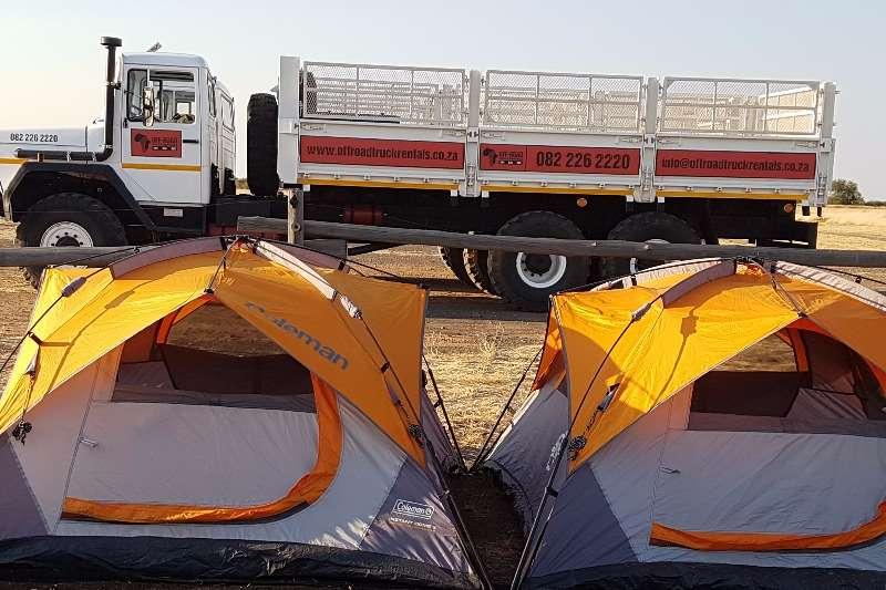 Samil Truck Samil Off Road Truck Rentals 4x4 / 6x4 / 6x6