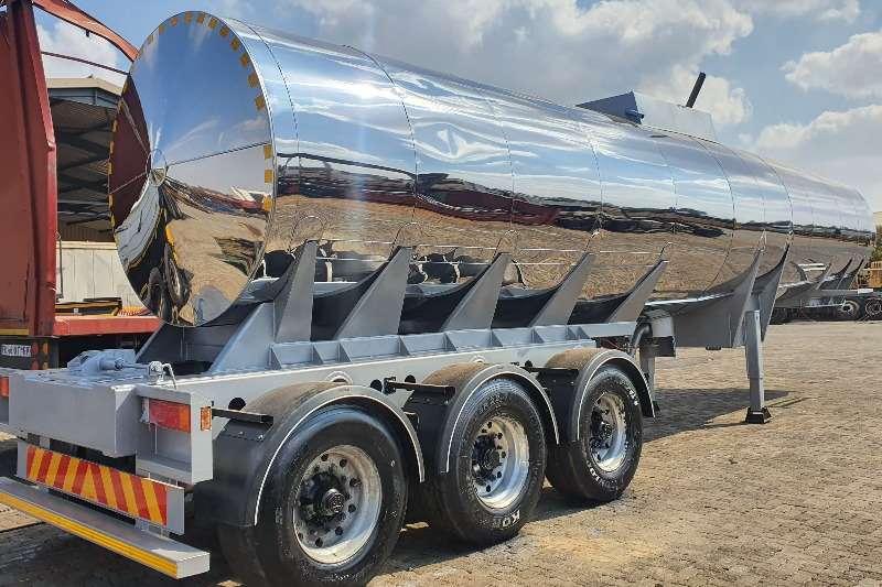 Samtor Stainless steel tank Stainless steel tanker Trailers