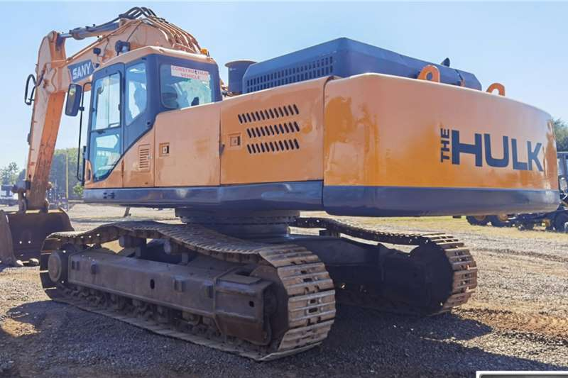 Sany SY405C EXCAVATOR Excavators