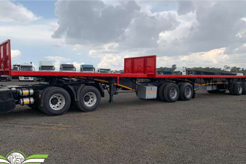 SATB Trailers 2016 SA Truck Bodies Superlink 2016