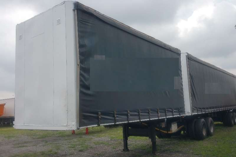 Satra Trailers Tautliner Superlink Tautliner 2008