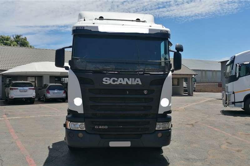 2014 Scania  2014 Scania G460