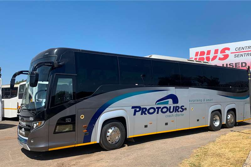 Scania 60 seater 2016 SCANIA K460 HIGER TOURING HD (53+1+1 SEATER) Buses
