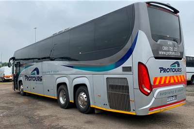 Scania 60 seater SCANIA K460 HIGER TOURING HD (13.7M) (53+1+1) Buses