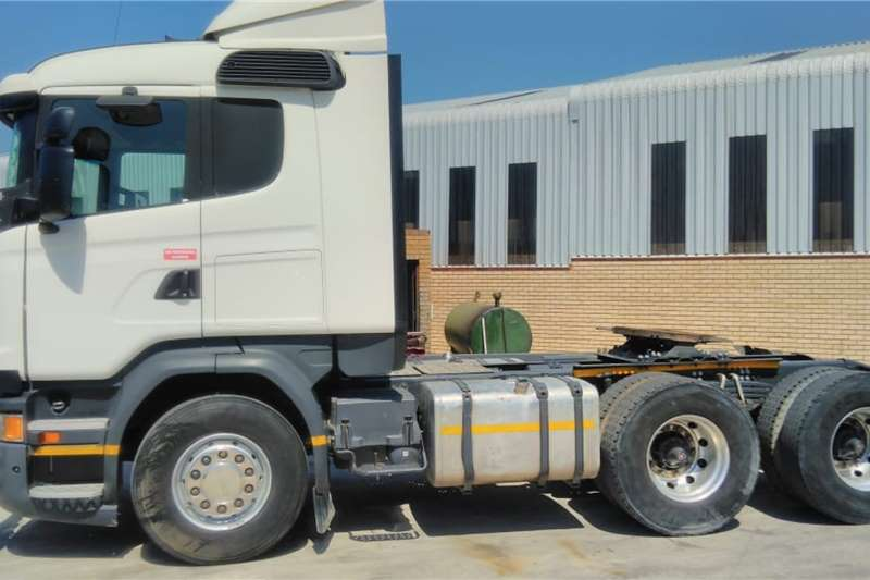 Scania Chassis cab trucks 2016 Scania R460 TT 2016