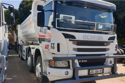 Scania 2017 SCANIA P410 Tipper trucks