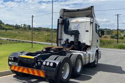 Scania 2015 Scania R410 Truck