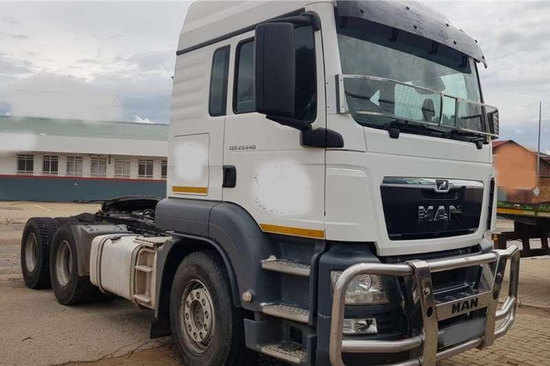 Scania 2017 Man TGS 27.440 TT 2x Units available Truck
