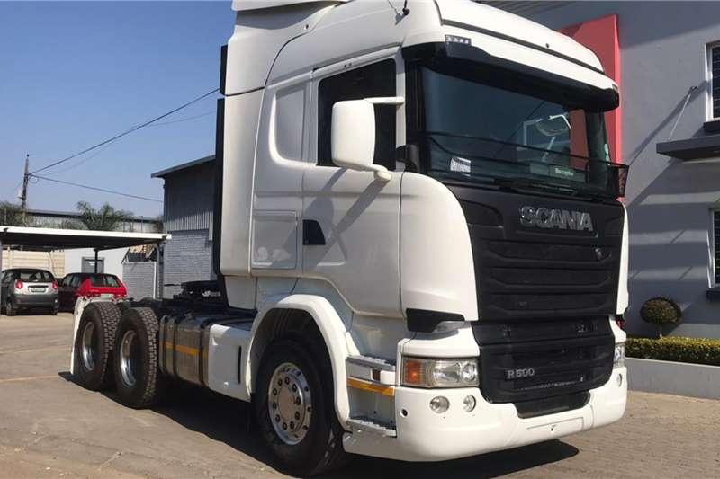 Scania Truck 2017 Scania R500 2017
