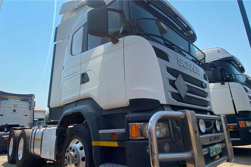Scania Buy This Scania R460 Truck