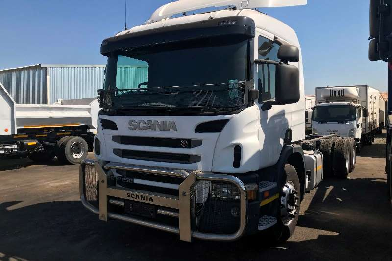 Scania Truck Chassis cab 2013 Scania P250 6X2 LWB 2013