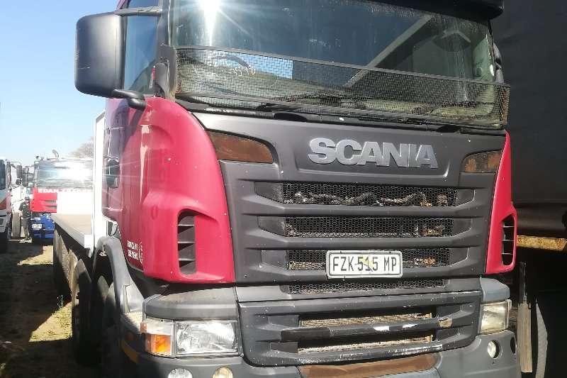 Scania Truck Crane truck R500 TWIN STEER 2012