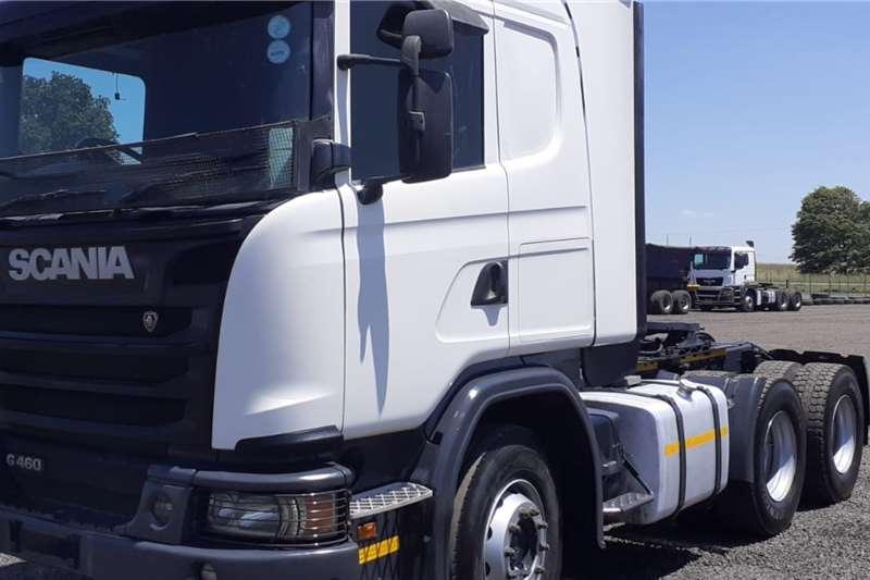 Scania Truck G460