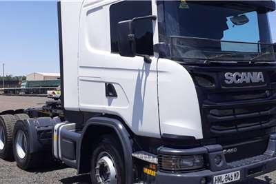 Scania Truck G460 Scania Truck Body