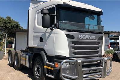 Scania G460 Truck Tractor Truck