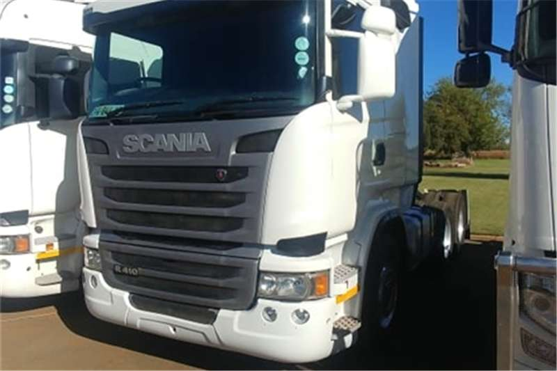 Scania trucks for sale in South Africa on Truck & Trailer