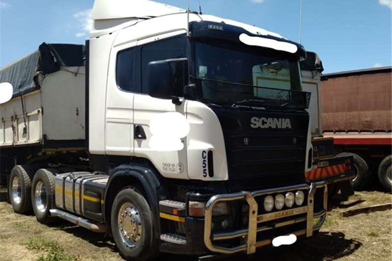 Welp Scania trucks for sale in South Africa on Truck & Trailer OP-11