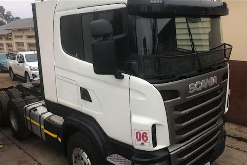 Scania Truck R460 Scania 2012