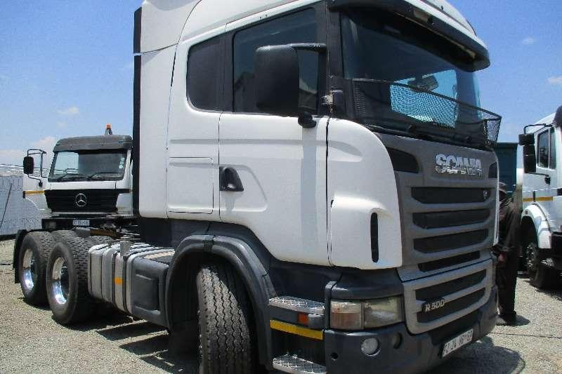 Scania Truck R500 2014
