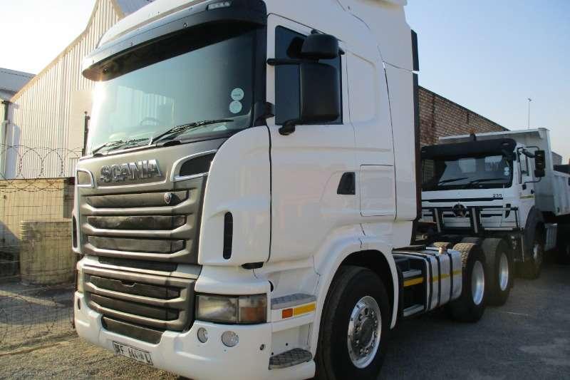 Scania Truck R580 2010
