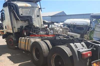 Scania 2014 Scania G460 Stripping for Spares Truck spares and parts