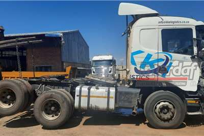 Scania 2016 Scania G460 Stripping for Spares Truck spares and parts