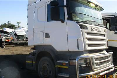 Scania Cab R500 CAB,ENGINE AND GEARBOX Truck spares and parts